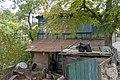 Южный фасад, деревянная веранда, хоз.постройки.jpg
