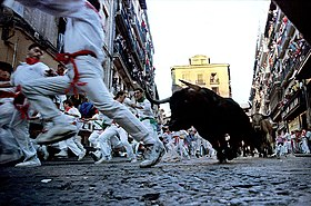 Image illustrative de l'article Fêtes de San Fermín