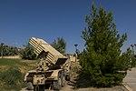 موشک انداز-موزه جنگ همدان- rocket launcher.jpg