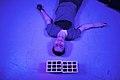 نمایش هملت در قم به کارگردانی علی علوی و گروه تئاتر گاراژ به روی صحنه رفت hamlet Garage Theater qom 22.jpg