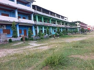 Triyuga - Triyuga higher secondary school