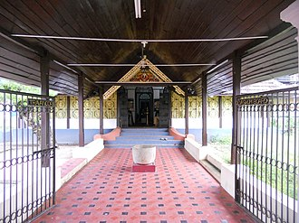 Kottarakkara - Thampuram Museum