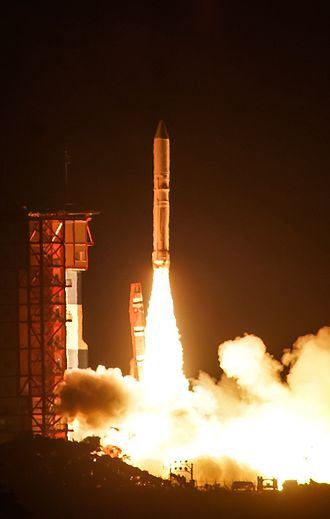 Epsilon (rocket) - Image: イプシロンロケット2号機