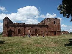 ヘスース・デ・タバランゲの教会跡.jpg
