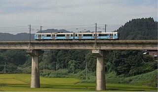 Aoimori Railway Line