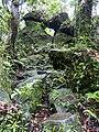 凱達格蘭祭獸壇恐龍接吻石2.jpg