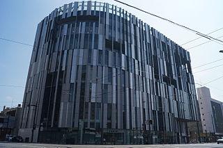 富山第一銀行の本店が入るTOYAMAキラリ