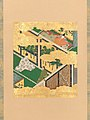 "源氏物語図色紙 「柏木」-Scene from ""The Oak Tree"" (""Kashiwagi""), from The Tale of Genji (Genji monogatari) MET DP-12232-022.jpg"