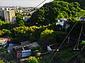 神戸電鉄丸山駅陸橋からの景色 - panoramio.jpg