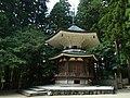 金剛峯寺・荒川経蔵 2011.8.27 - panoramio.jpg