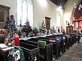 -2019-12-14 Christmas tree festival 2019, Church of St John the Baptist, Trimingham (1).JPG