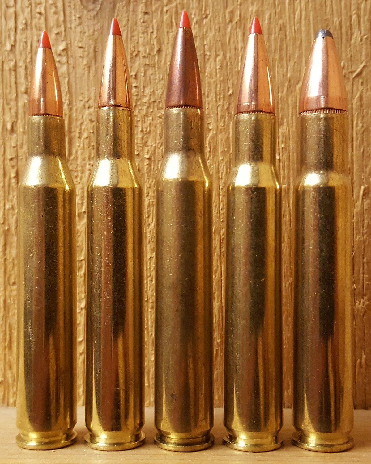 30-06 Springfield wildcat cartridges - Wikipedia