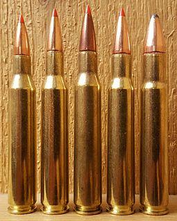.30-06 Springfield wildcat cartridges cartridge