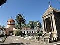 031 Cementiri de Valls, carrer central.jpg