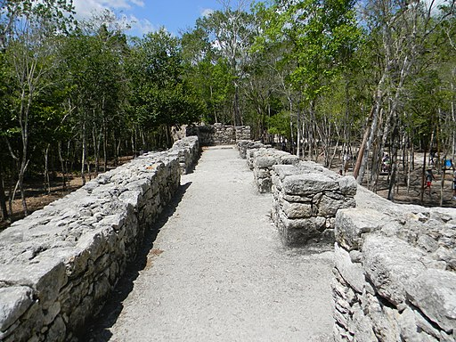 best tulum tours coba ruins pathways
