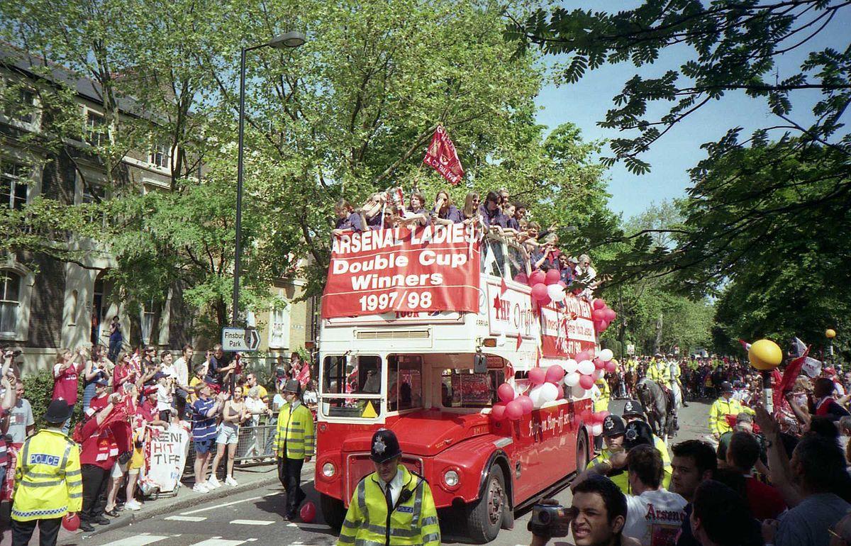 Arsenal Wikipedia: Arsenal LFC