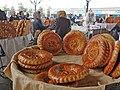 092 Marg'ilon Dehqon Bozori, mercat agrícola de Marguilan, pans.jpg