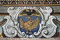 0 Armoiries Paul V - Mosaïque dôme St-Pierre - Vatican.JPG