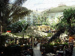 Cascade Atrium, Gaylord Opryland Resort & Conv...