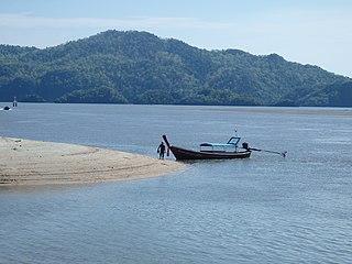 La-ngu District District in Satun, Thailand