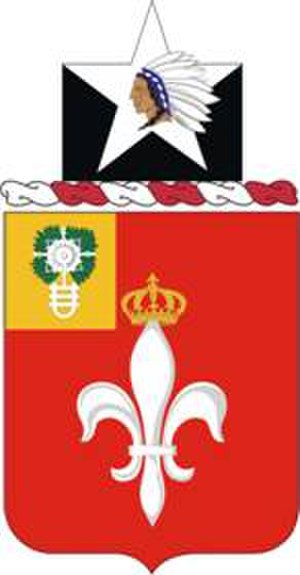 12th Field Artillery Regiment - Coat of Arms
