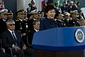 131001 R.O.K. Armed Forces Day - Republic of Korea President Park Geun-Hye.jpg
