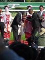 147th Tennosho spring (18 Ceremony 04 Ebizo Ichikawa and Hirohumi Toda) IMG 2656 20130428.JPG