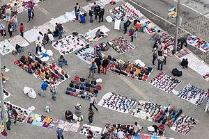 Black market - Barcelona 2015