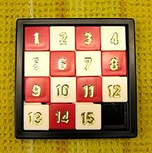 15 puzzle - Wikipedia