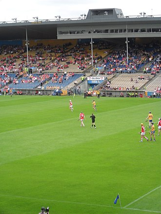 2014 All-Ireland Senior Hurling Championship - Clare v. Cork, Semple Stadium, 15 June 2014