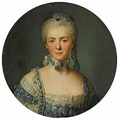 Marie-Adélaïde de France (1732-1800), dite \