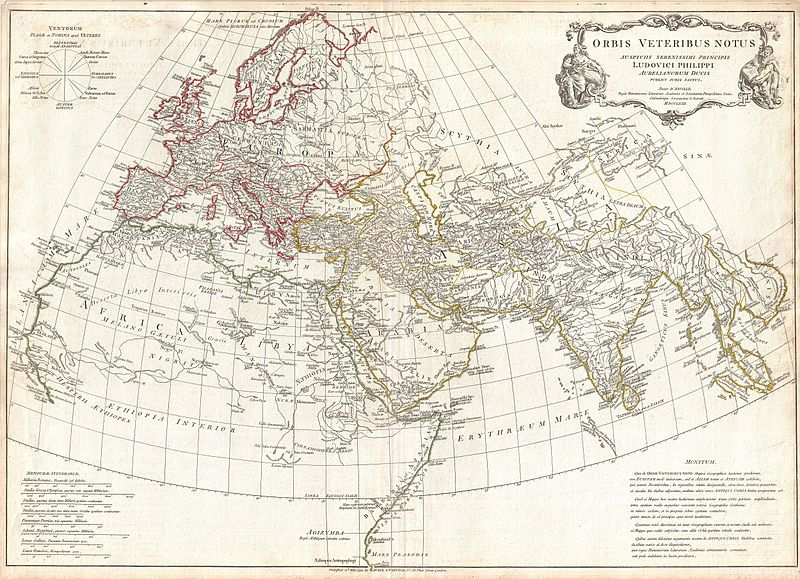 پرونده:1794 Anville Map of the Ancient World - Geographicus - AncientWorld-anville-1794.jpg