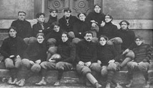 1895 Georgia Bulldogs football team - Image: 1895dawgs