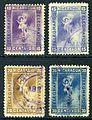 1900 telegraph stamps of Nicaragua.JPG