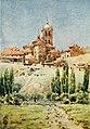 1906, Northern Spain, pp. 264-265, Dueñas (cropped).jpg