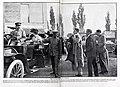 1907-07-20, Blanco y Negro, Alfonso XIII y Victoria Eugenia de Battenberg en Segovia, Julio Duque.jpg