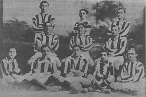 Ceará Sporting Club - Team photo from the 1915 season