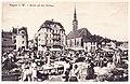 1917 Markt auf der Springe.jpg