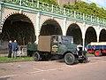 1934 Thornycroft dropside lorry reg AXX 844.jpg