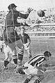 1937–38 Coppa Italia Final (2nd Leg) - Juventus v AC Torino - Alfredo Bodoira and Alfredo Foni (cropped).jpg