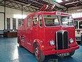 1950 AEC Regent Mk III Merryweather fire engine (FKG 50), SVBM 16 May 2010 (3).jpg