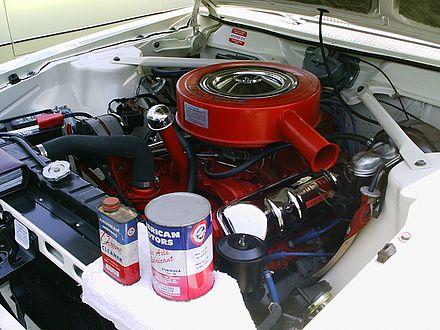AMC V8 engine - Wikiwand