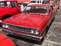 1964 Chevelle base two-door sedan red 283 V8.jpg