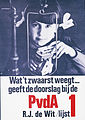 1966 municipal election poster PvdA.jpg