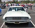 1968 Diamond Green Ford Thunderbird Fordor front.jpg