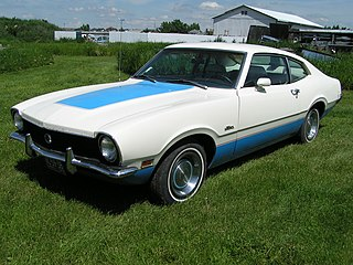 Ford Maverick (1970) Motor vehicle