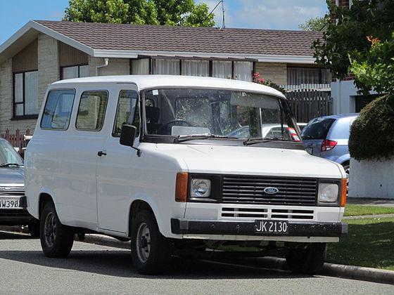 van drivers needed essex