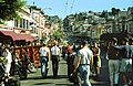 1991 Castro Street Party - Find the pot-bellied pig (9637248425).jpg