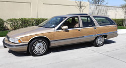 Buick Roadmaster Estate Wagon (1990–1996)