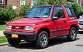 1994 Geo Tracker Convertible 2 Door 1.6L front 6.15.19.jpg
